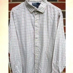 Polo by Ralph Lauren men's XL button down shirt